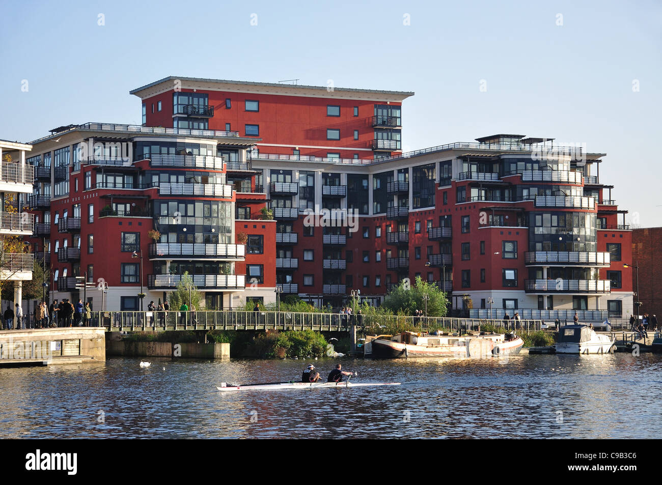 Merveilleux Riverside Apartments, Kingston Upon Thames, Royal Borough Of Kingston Upon  Thames, Greater London, England, United Kingdom