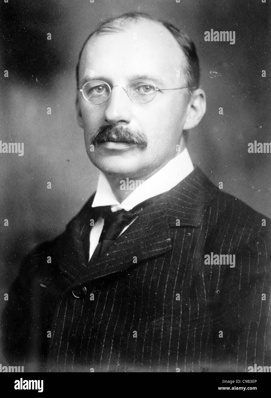 Sir Cecil Arthur Spring-Rice, was a British diplomat who served as British Ambassador to the United States from - Stock Image