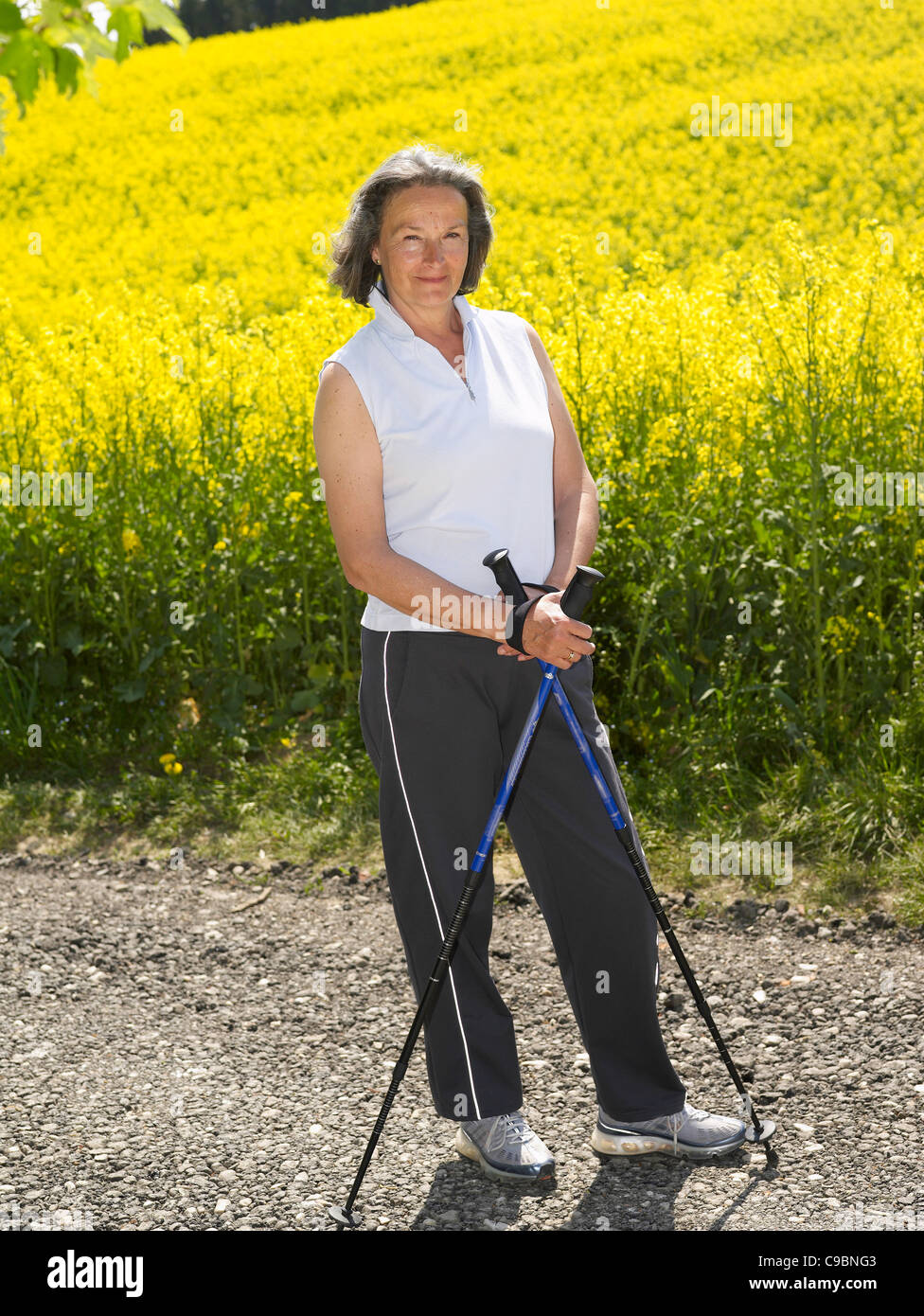 Nordic Walker Stock Photos & Nordic Walker Stock Images ...