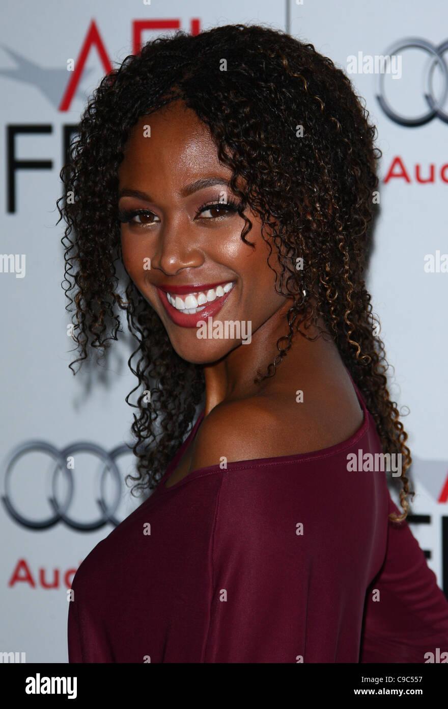 Nicole Beharie - AFI Fest 2011 premiere of Shame held at