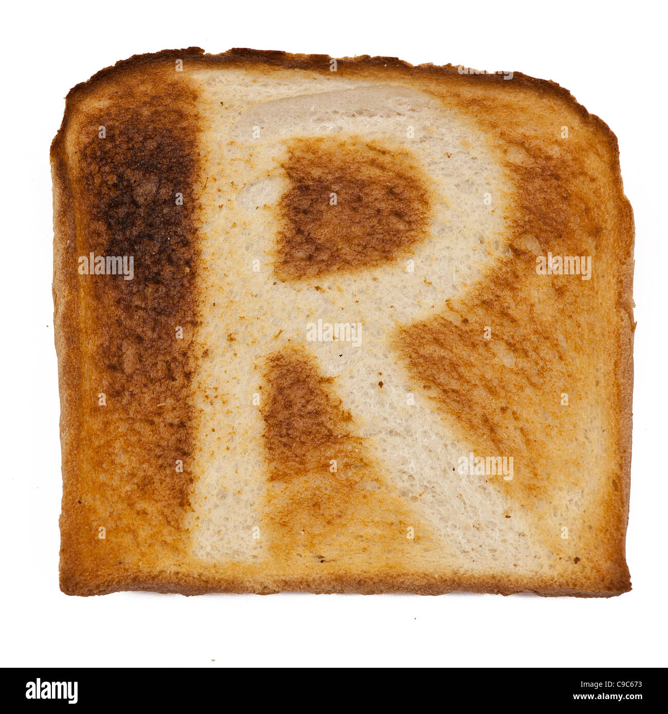 alphabet toast letters r for breakfast learn to spell with your