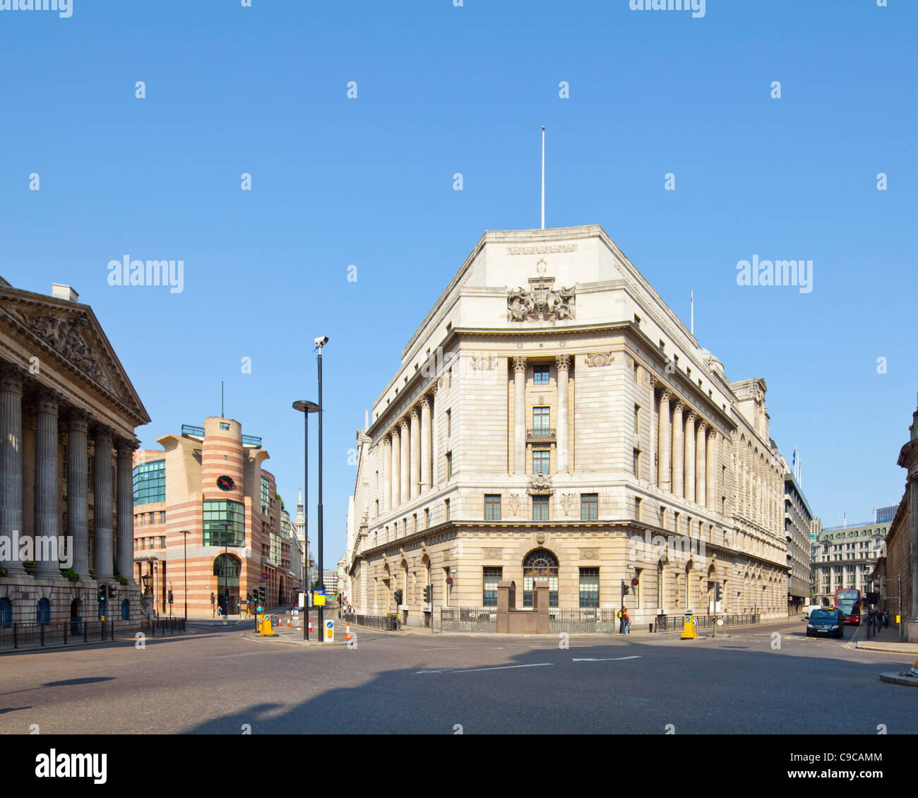 National Westminster NatWest Bank HQ - Stock Image