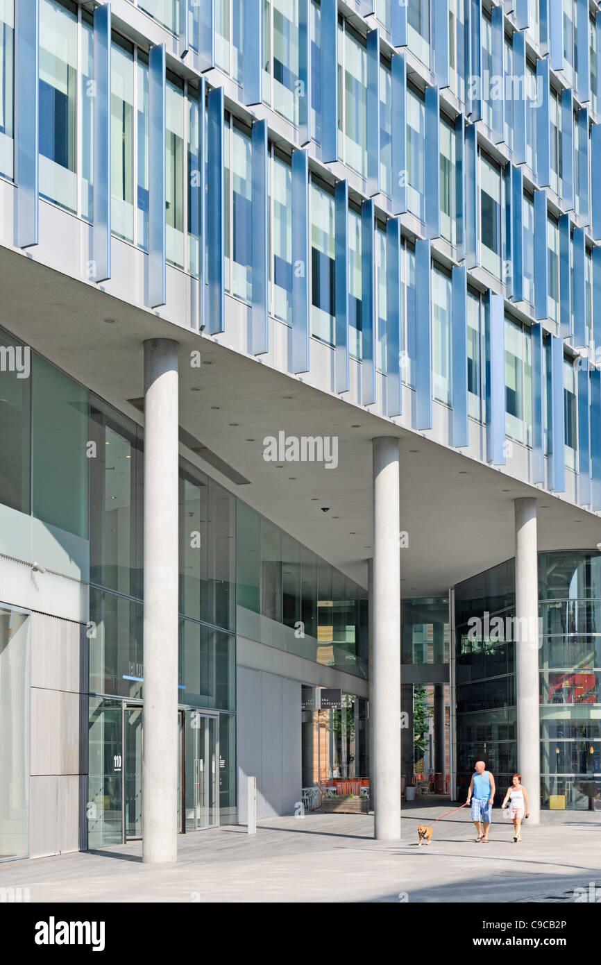 Blue Fin Bankside 1 - Stock Image