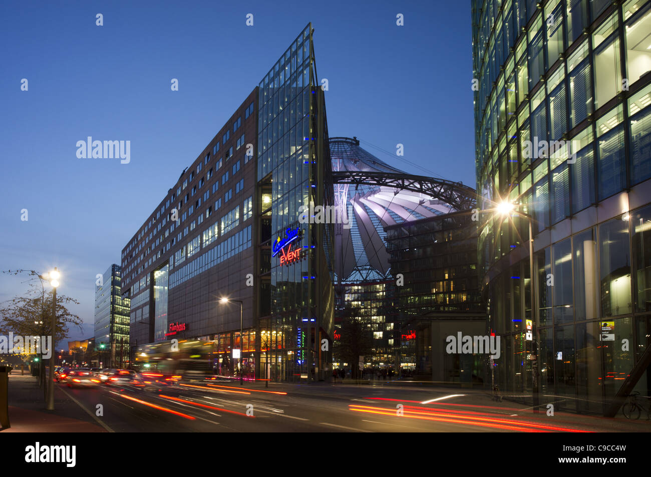 Spielcasino Potsdamer Platz
