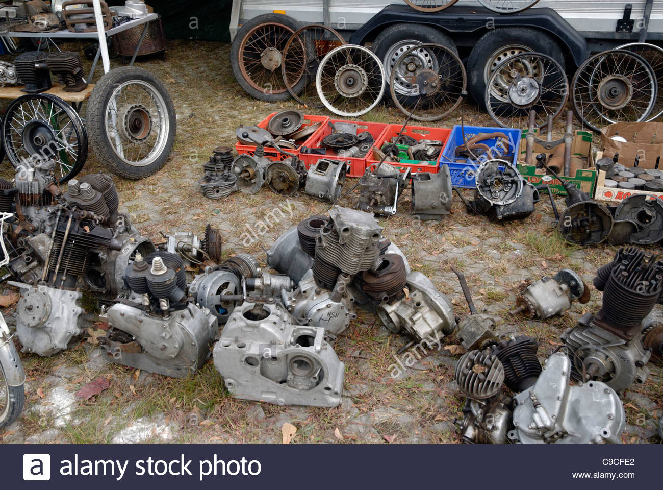 Where To Sell Car Spare Parts