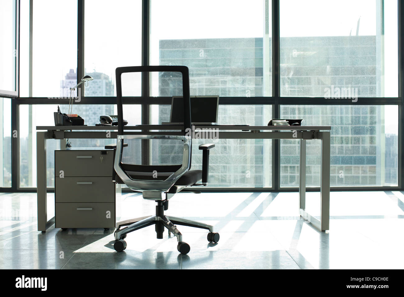 Empty office - Stock Image