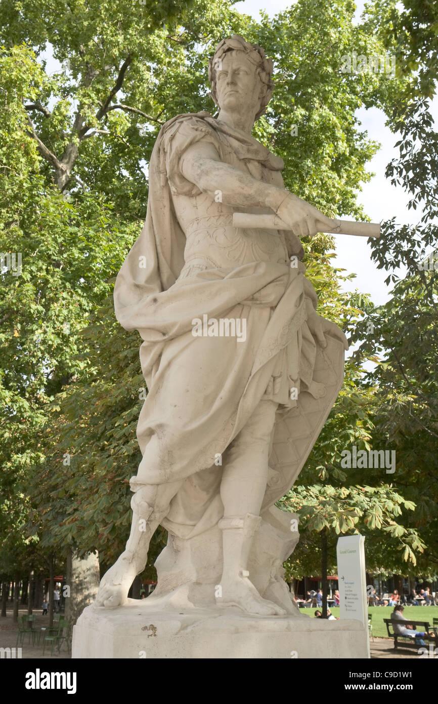 Julius Caesar, Paris [...] Stock Photo