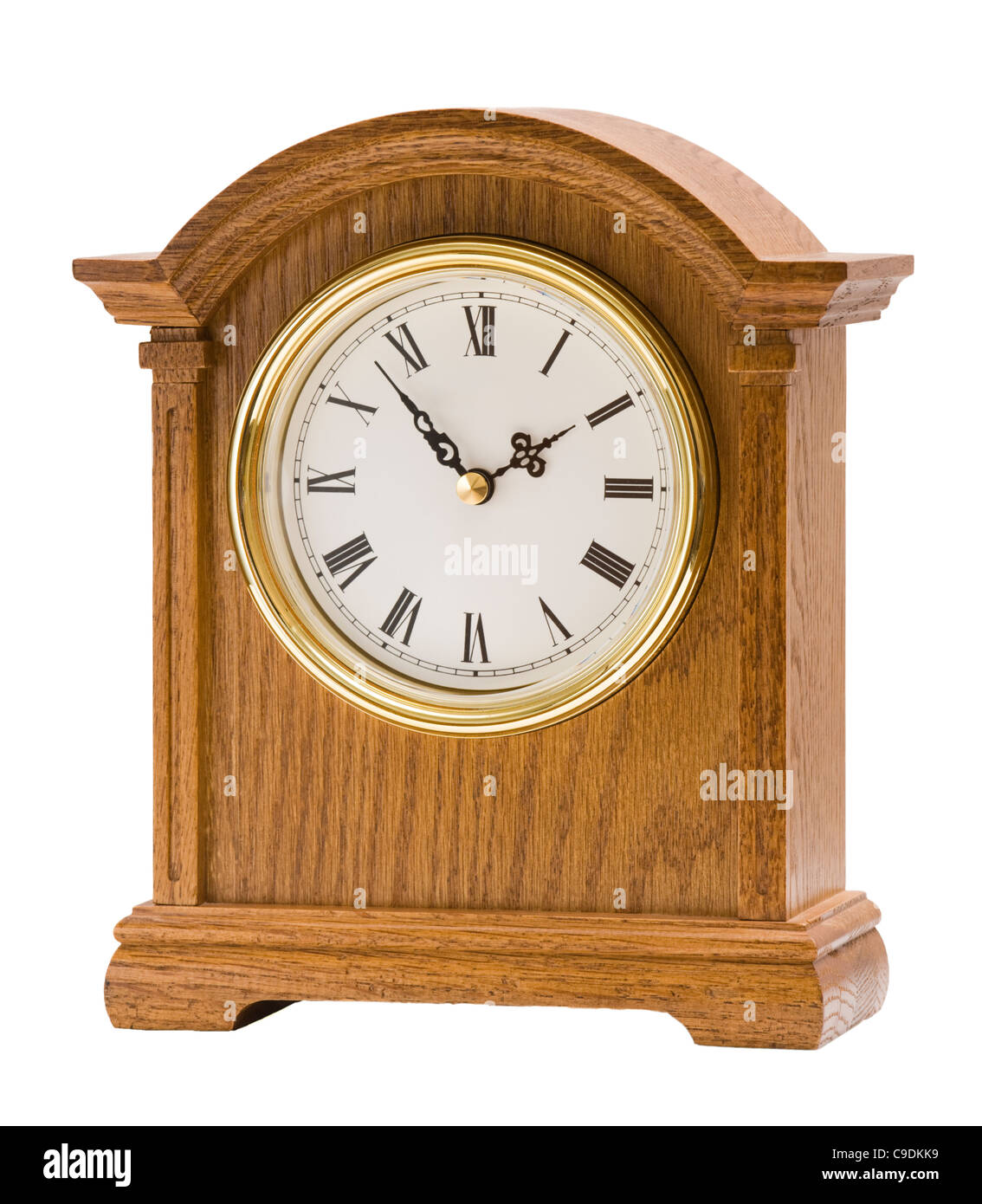 Clock. - Stock Image