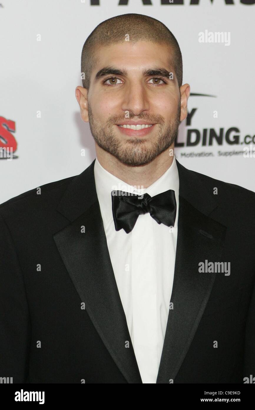 ariel helwani in attendance for 4th annual fighters only world mixed