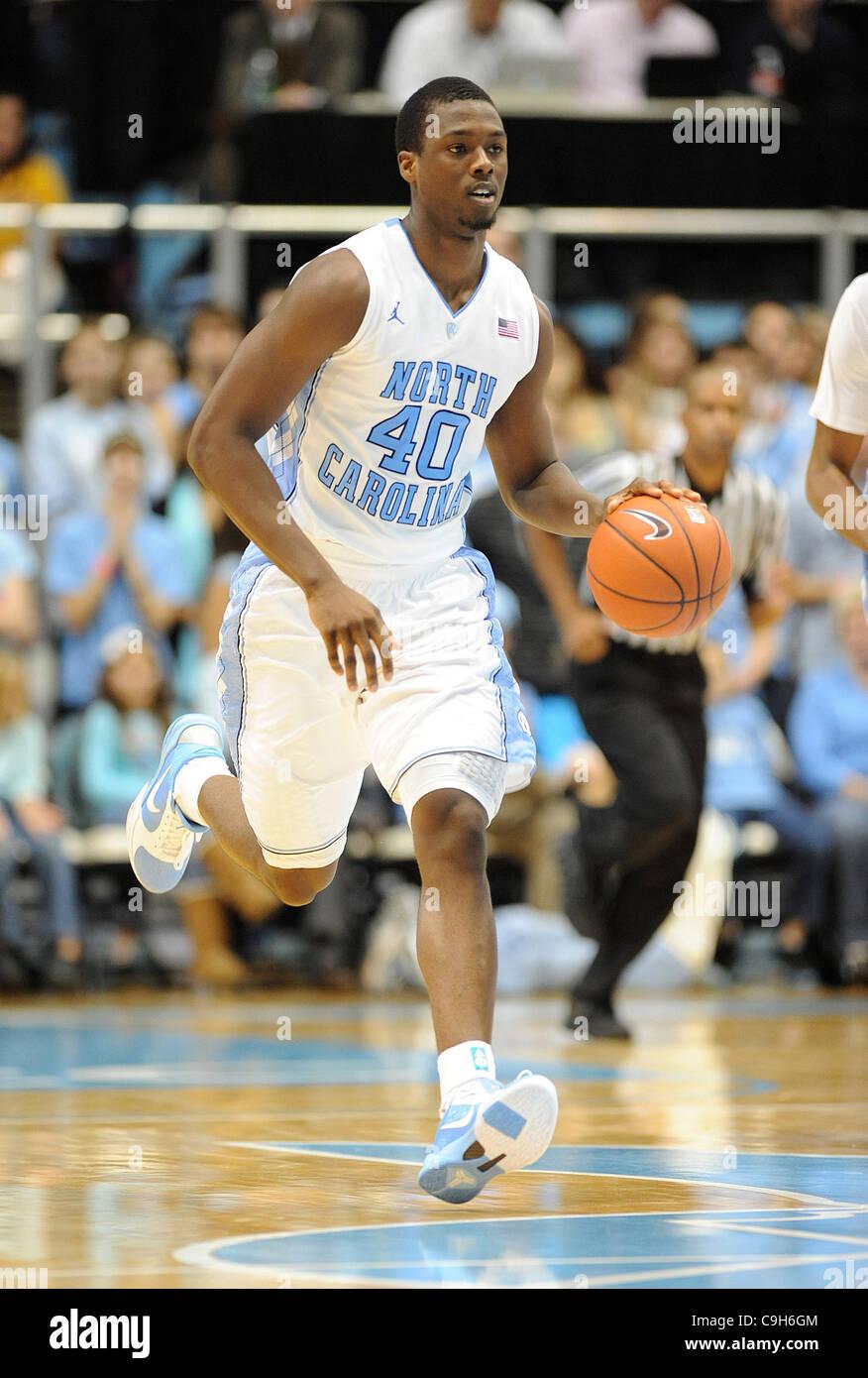Jan. 01, 2012 - Chapel Hill, North Carolina; USA -  North Carolina Tarheels (40) HARRISON BARNES as the University - Stock Image