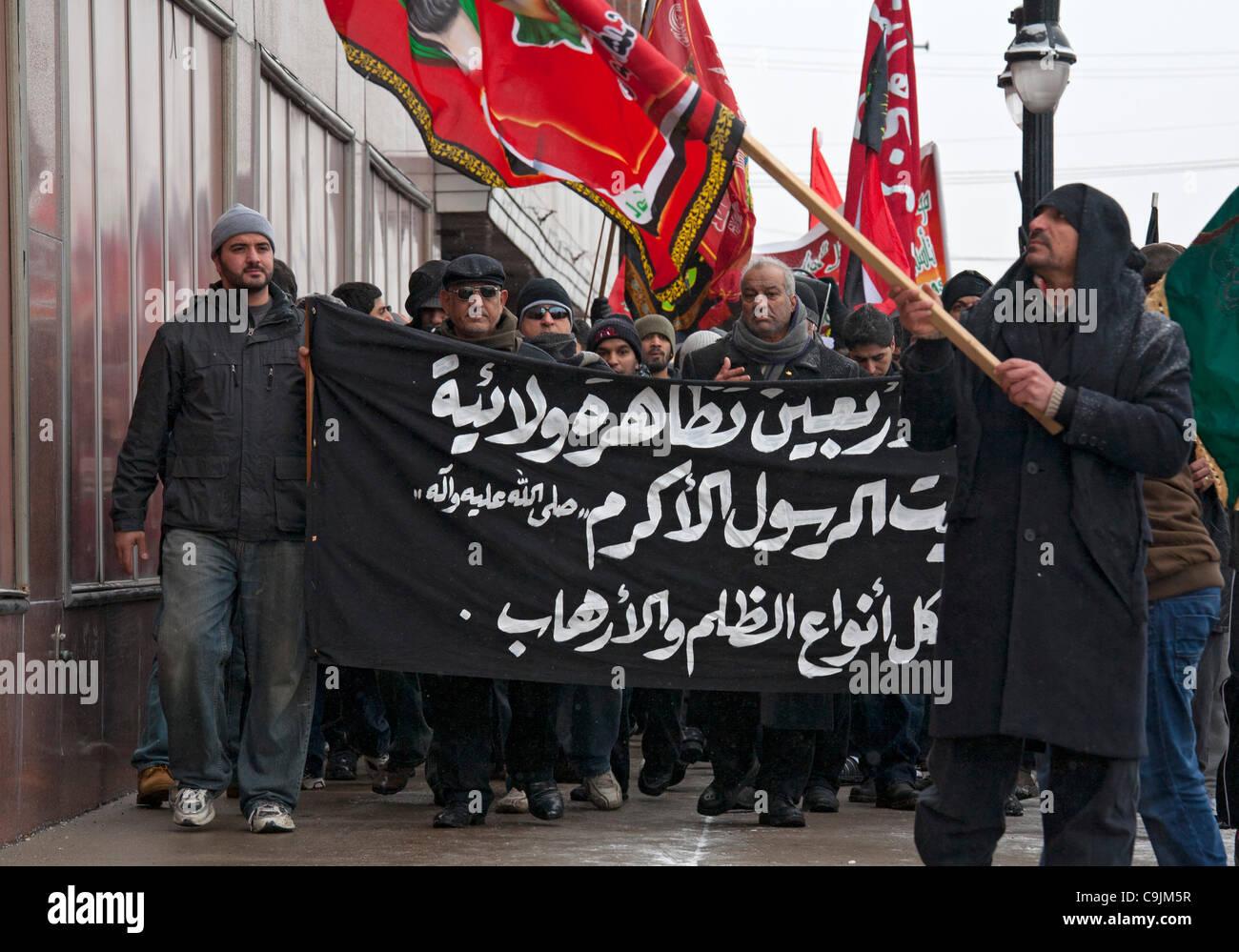 Muslims dearborn michigan