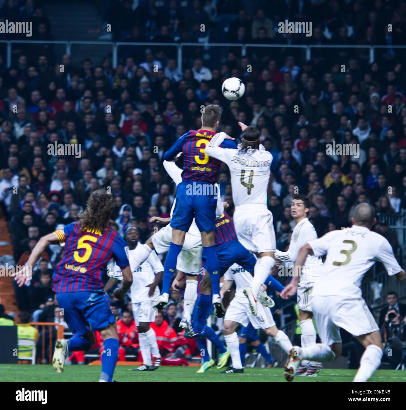 MADRID, Spain // COPA DEL REY FOOTBALL
