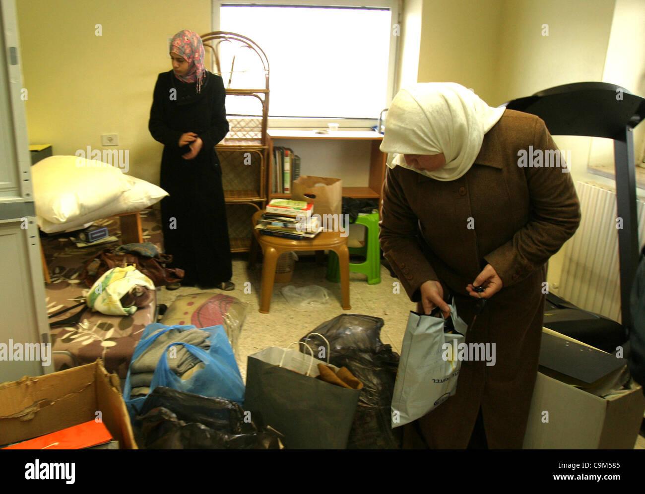 Jan. 1, 1980 - Jerusalem, Jerusalem, Palestinian Territory - Relatives of Palestinian Khaled abu Arafeh and Mohammed - Stock Image