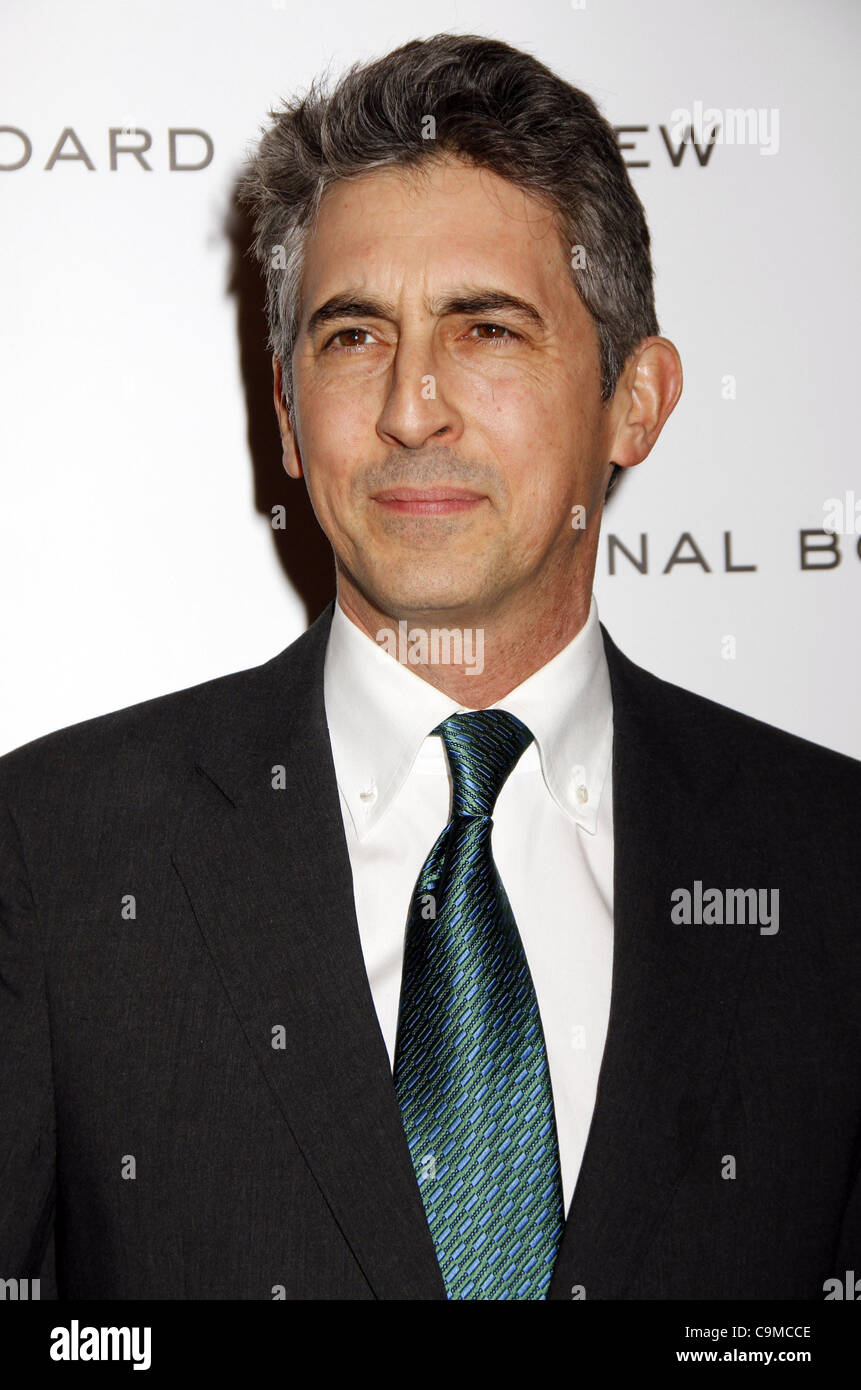 Jan. 13, 2012 - New York, U.S. - Golden Globe Nominee's 2012 - ALEXANDER PAYNE nominated for Best Director - Motion Stock Photo