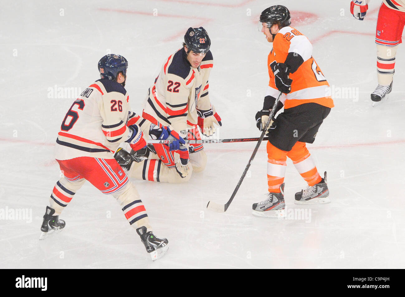 New Philadelphia Flyers Nhl Hockey Stock Photos   New Philadelphia ... 6b537f594