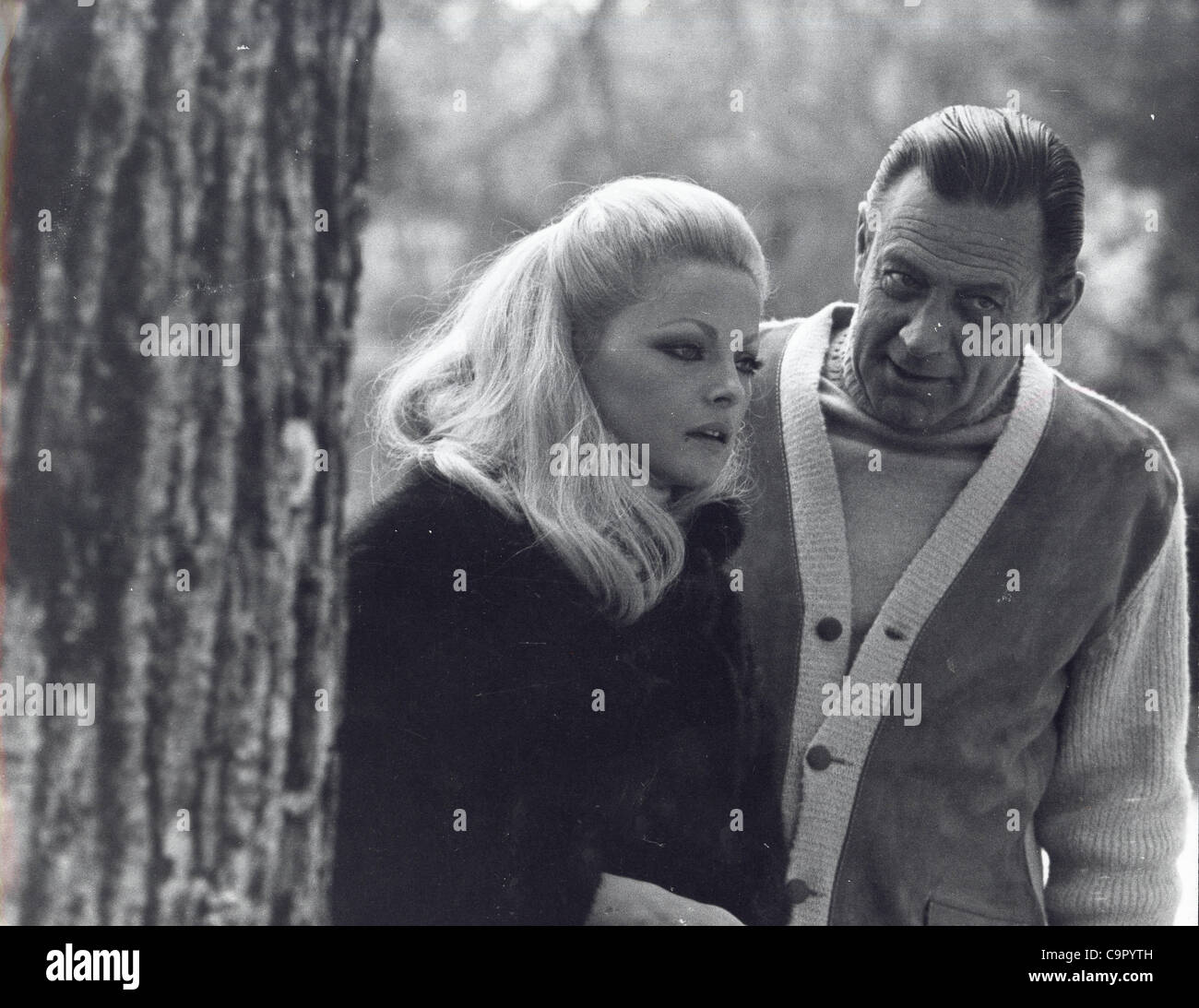 William Holden Virna Lisi The Christmas Tree Credit Image A C Stock