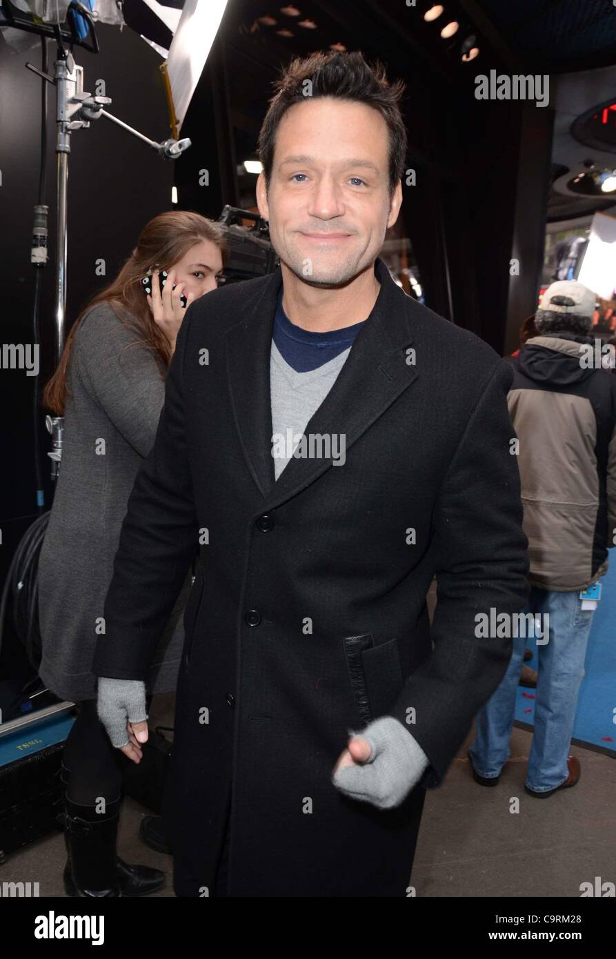 Josh Hopkins in attendance for Cast of COUGAR TOWN on GOOD
