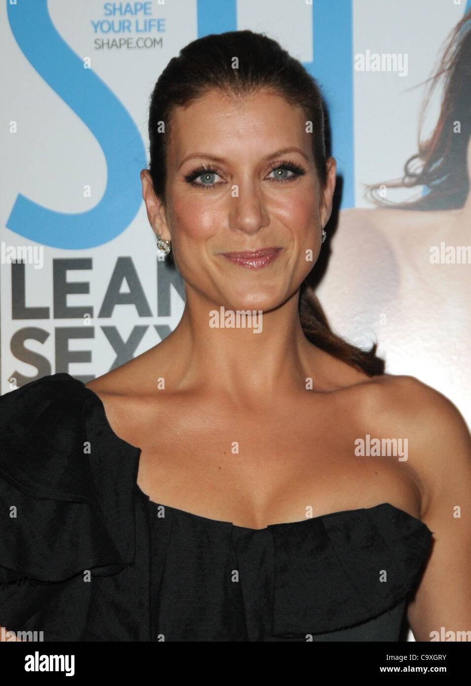 Kate Walsh in attendance for Kate Walsh SHAPE Magazine Cover