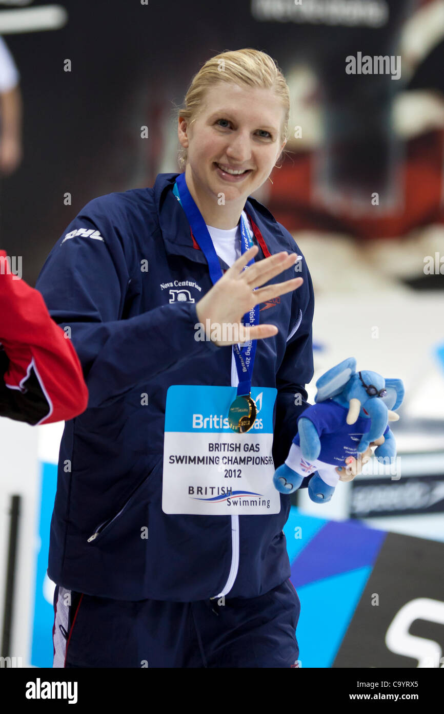Watch Rebecca Adlington 4 Olympic medals video