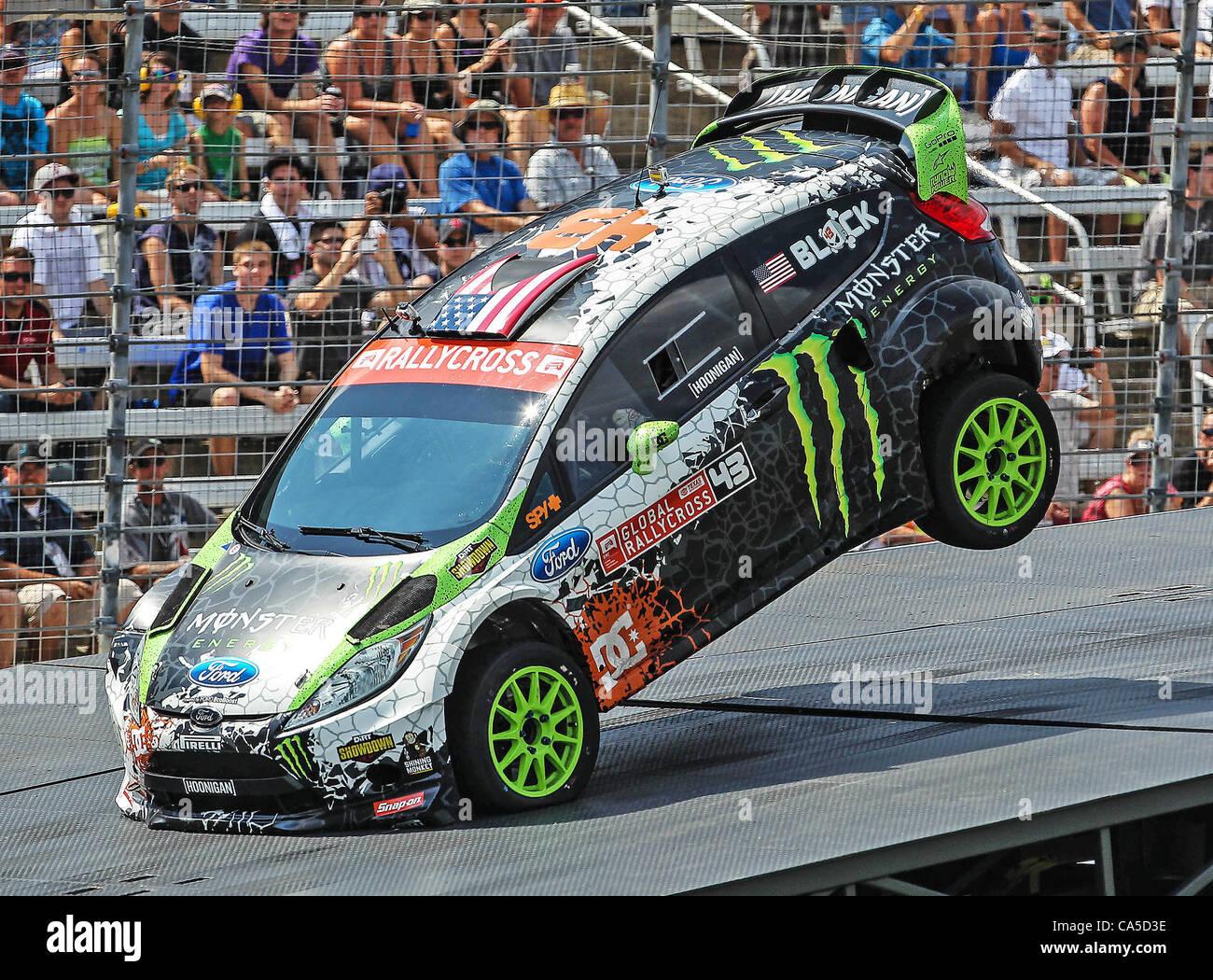 Ken Block Rally Car Stock Photos & Ken Block Rally Car Stock Images ...