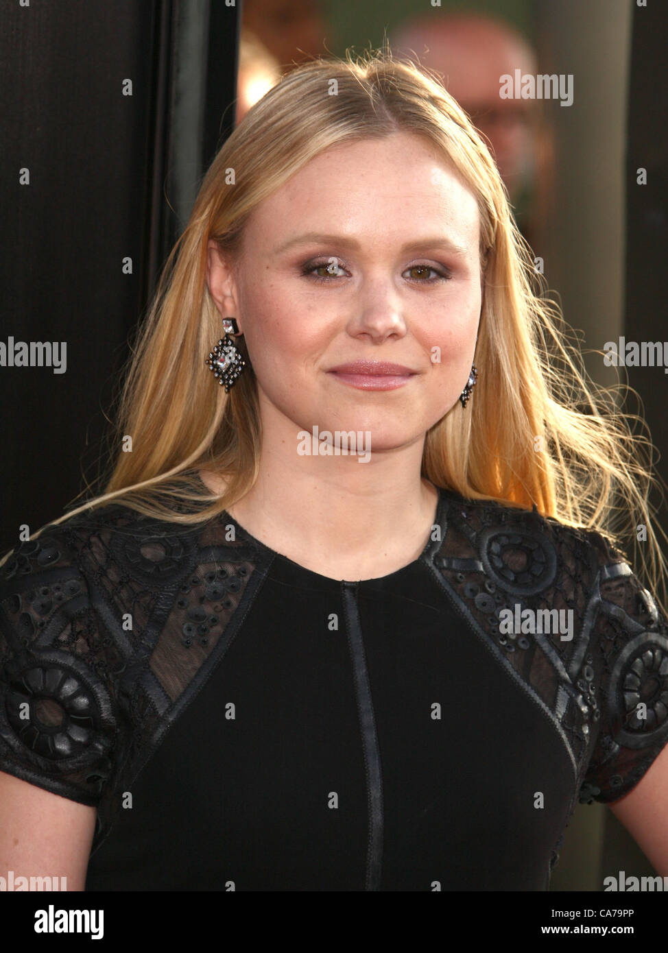 Alison Pill Fotos alison pill the newsroom. hbo los angeles premiere hollywood