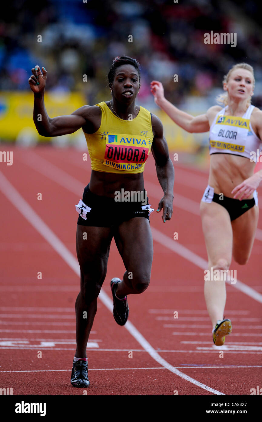 Athletics at the 2012 Summer Olympics – Women's 4 × 400 metres relay