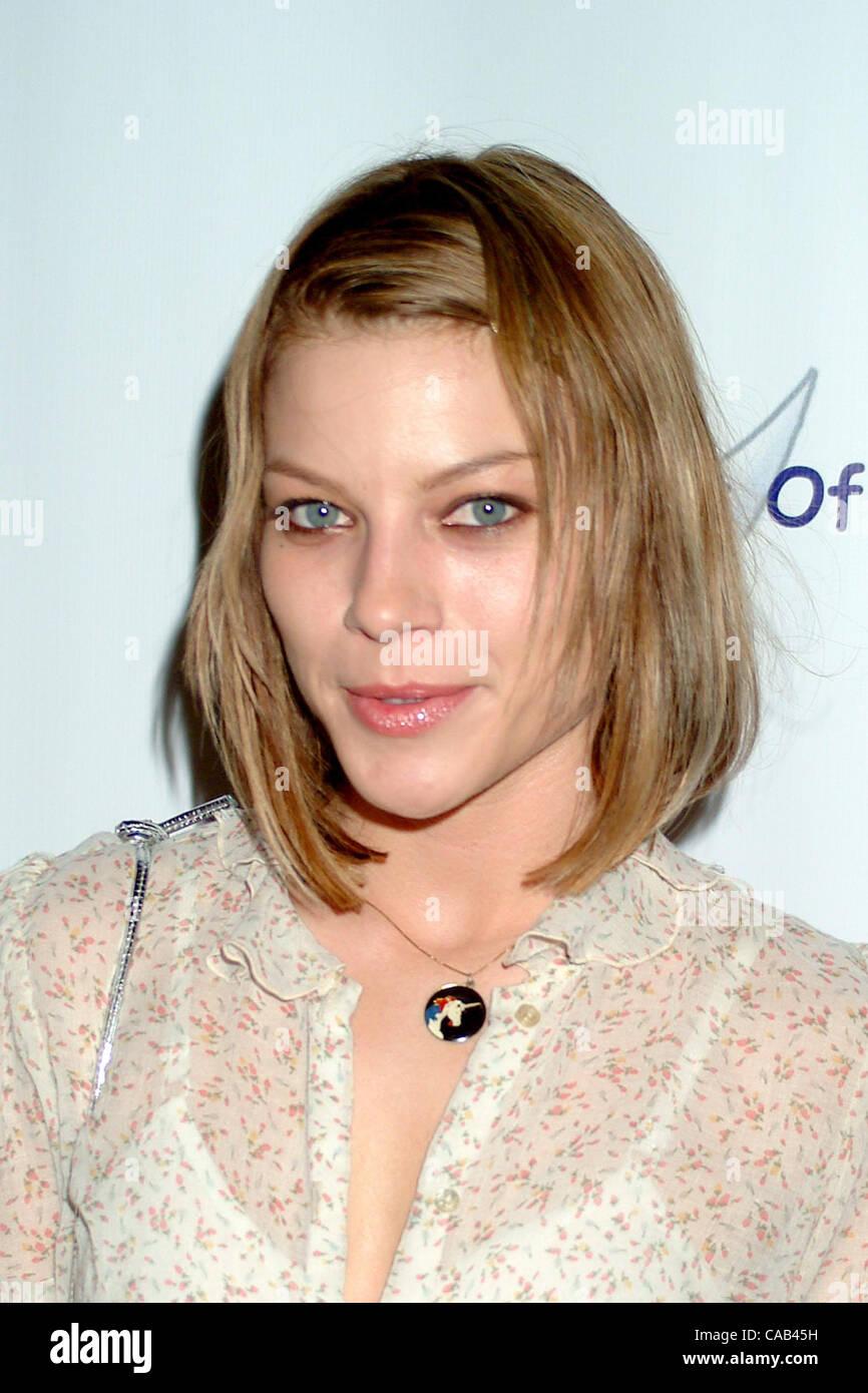 Apr 23, 2004 - Hollywood, California, USA - Lauren German at GQ ...