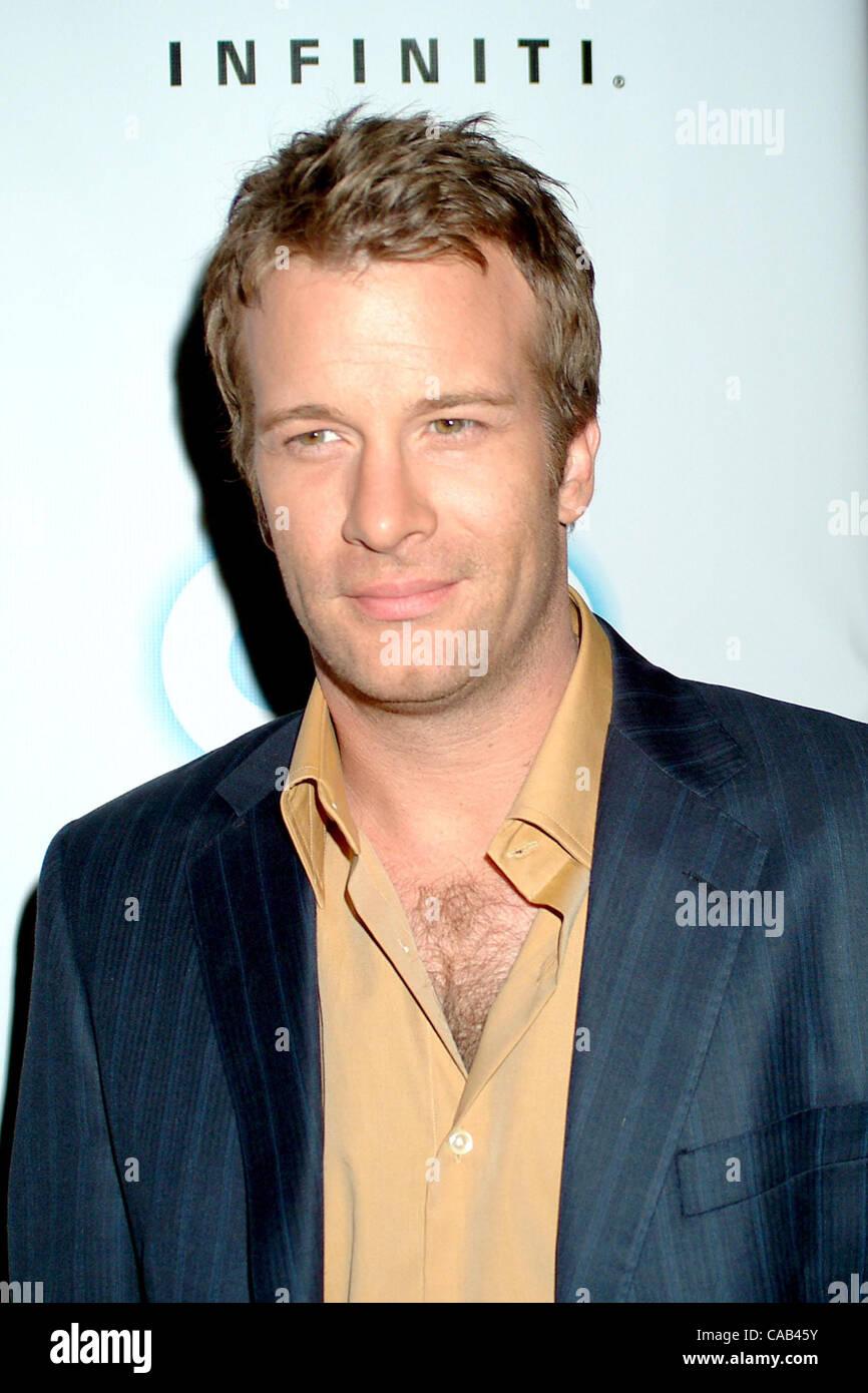 Apr 23, 2004 - Hollywood, California, USA - Thomas Jane at GQ Lounge ...