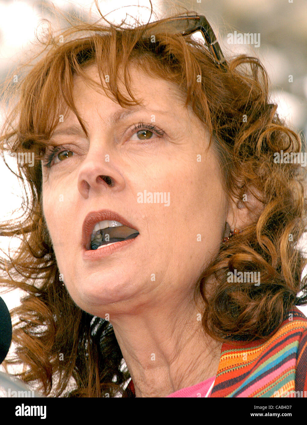 Actress Susan Sarandon speaks at pro-life \'March For Women\'s Lives ...