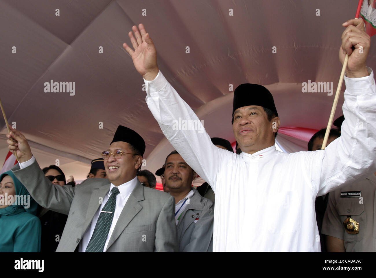 Indonesian Election Stock Photos & Indonesian Election Stock