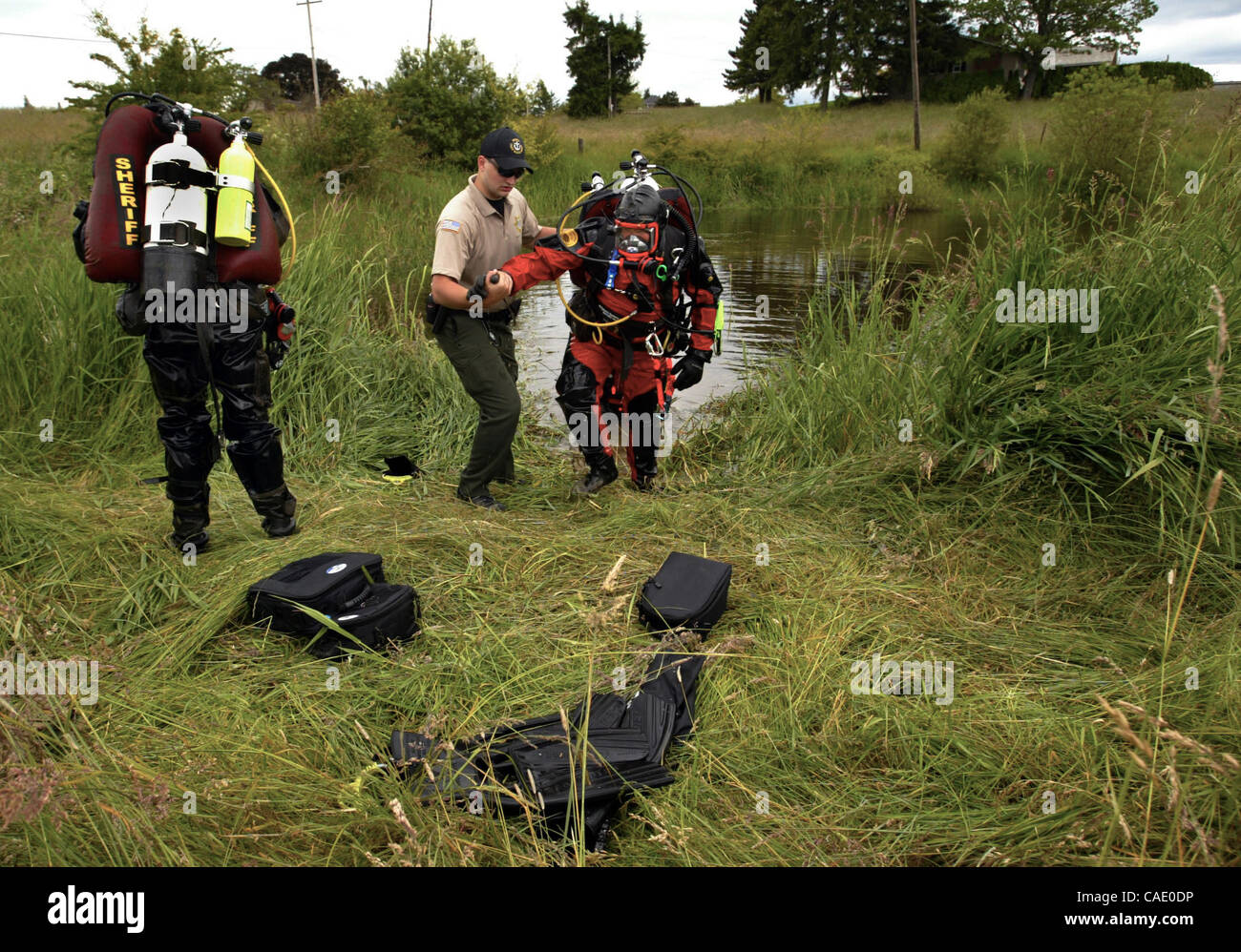 Jun 18, 2010 - Portland, Oregon, U S  - A marine unit with