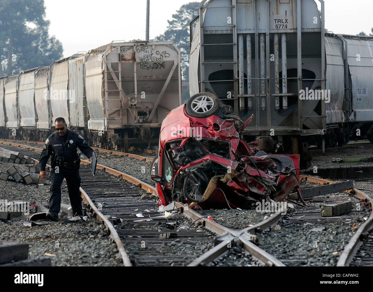 Person Killed Hit By Train High Resolution Stock Photography And