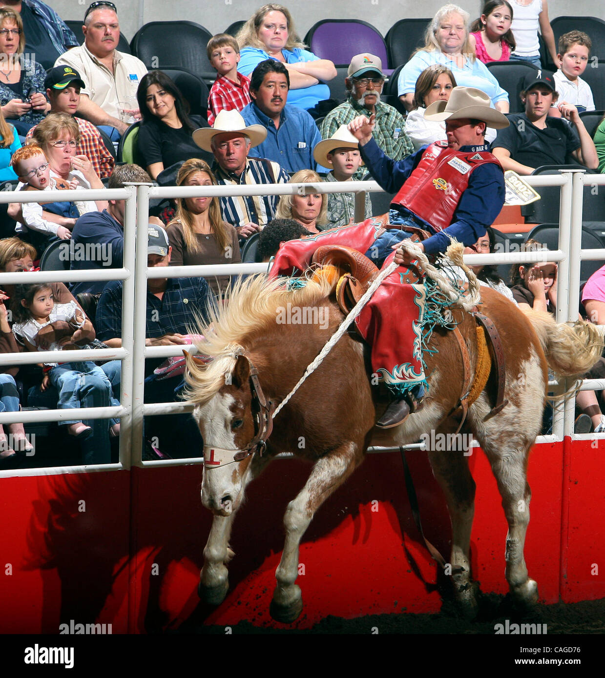 For Metro Rodeo Fans Get A Close Look At Cody Wright