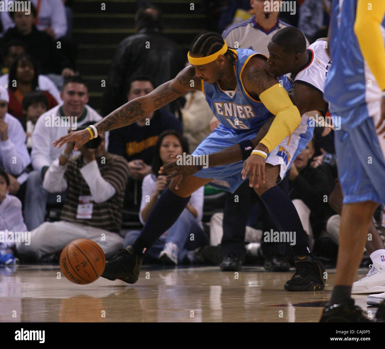 Denver Nuggets Stock Photos And Pictures: Carmelo Anthony Denver Nuggets Game Stock Photos & Carmelo