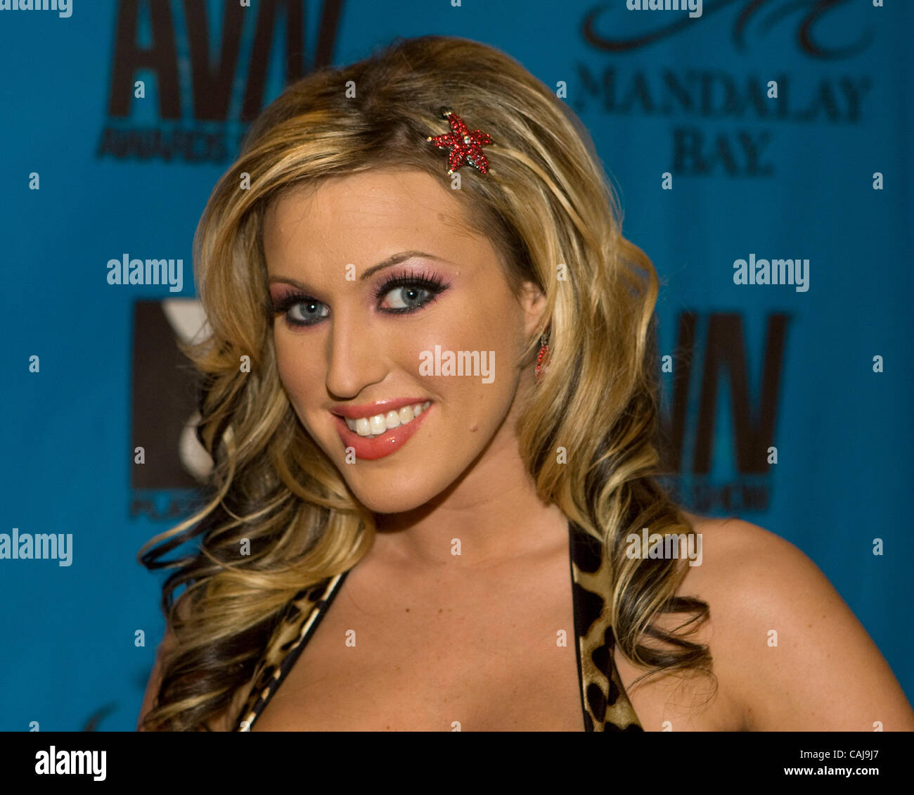 Memphis Monroe At The 25th Annual Avn Adult Movie Awardsmandaly Bay Events Center Las Vegas Nevada