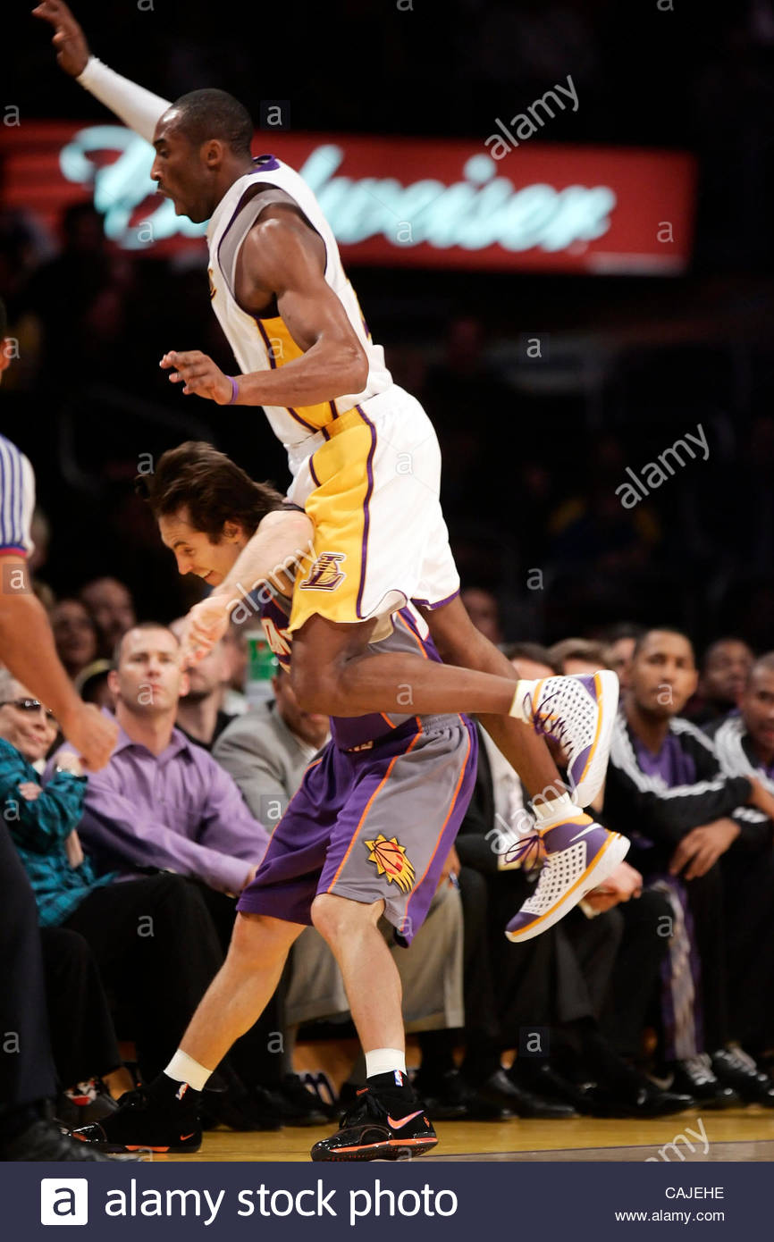 3c66390e7a0 Los Angeles Laker Stock Photos   Los Angeles Laker Stock Images - Alamy