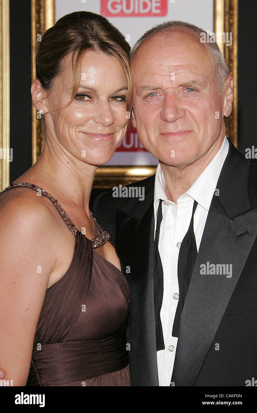 2007 Jerome Ware/Zuma Press ALAN DALE and wife TRACY during
