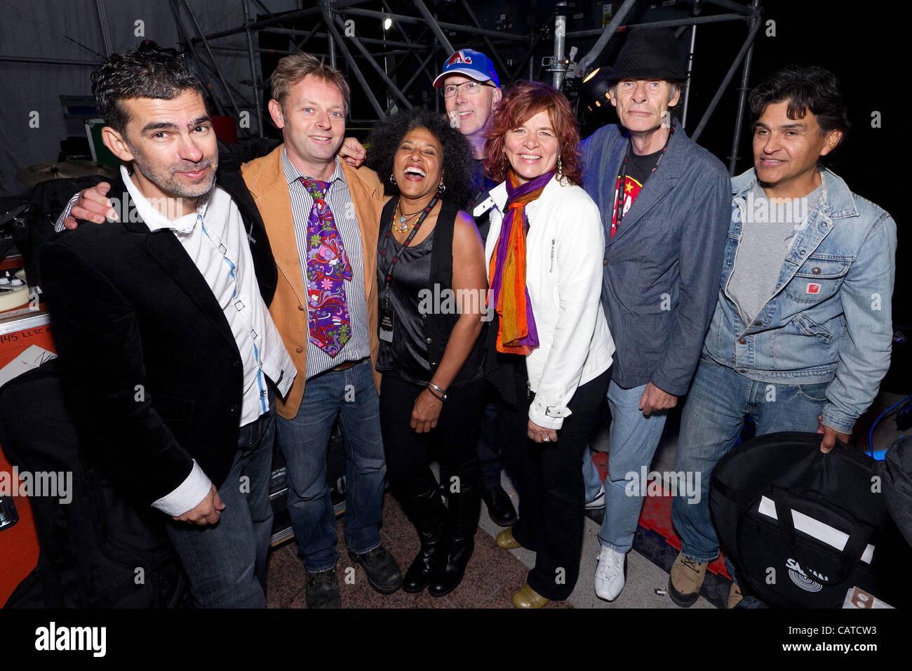 April 19, 2012 - Toronto, Cana...