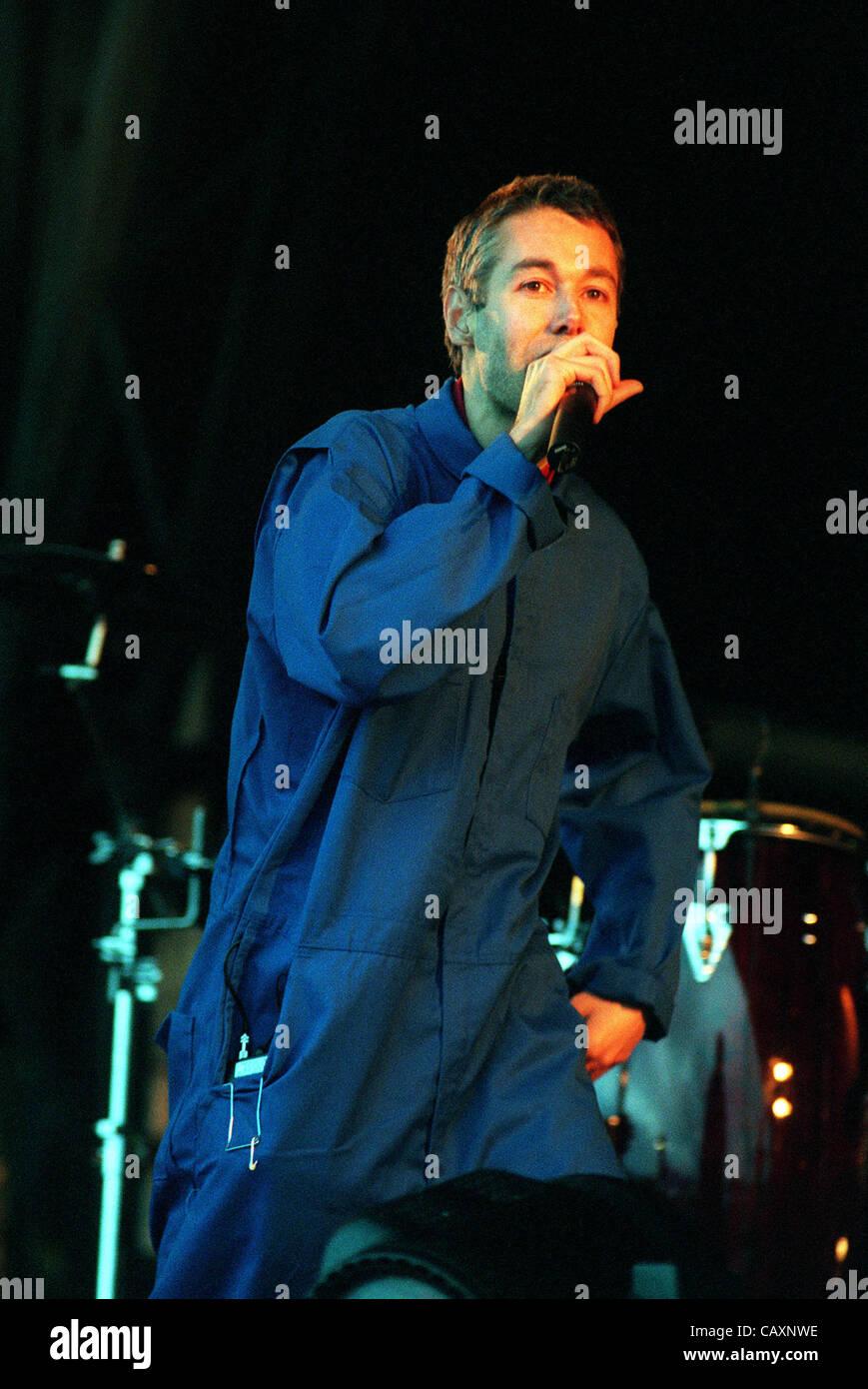 ADAM YAUCH ''MCA''.SINGER ''BEASTIE BOYS''.15/07/1998.N90E23C. - Stock Image
