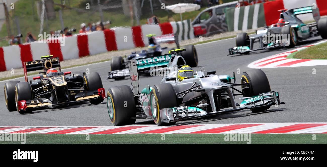 ce7c21da1e3 Michael Schumacher And Nico Rosberg Stock Photos   Michael ...