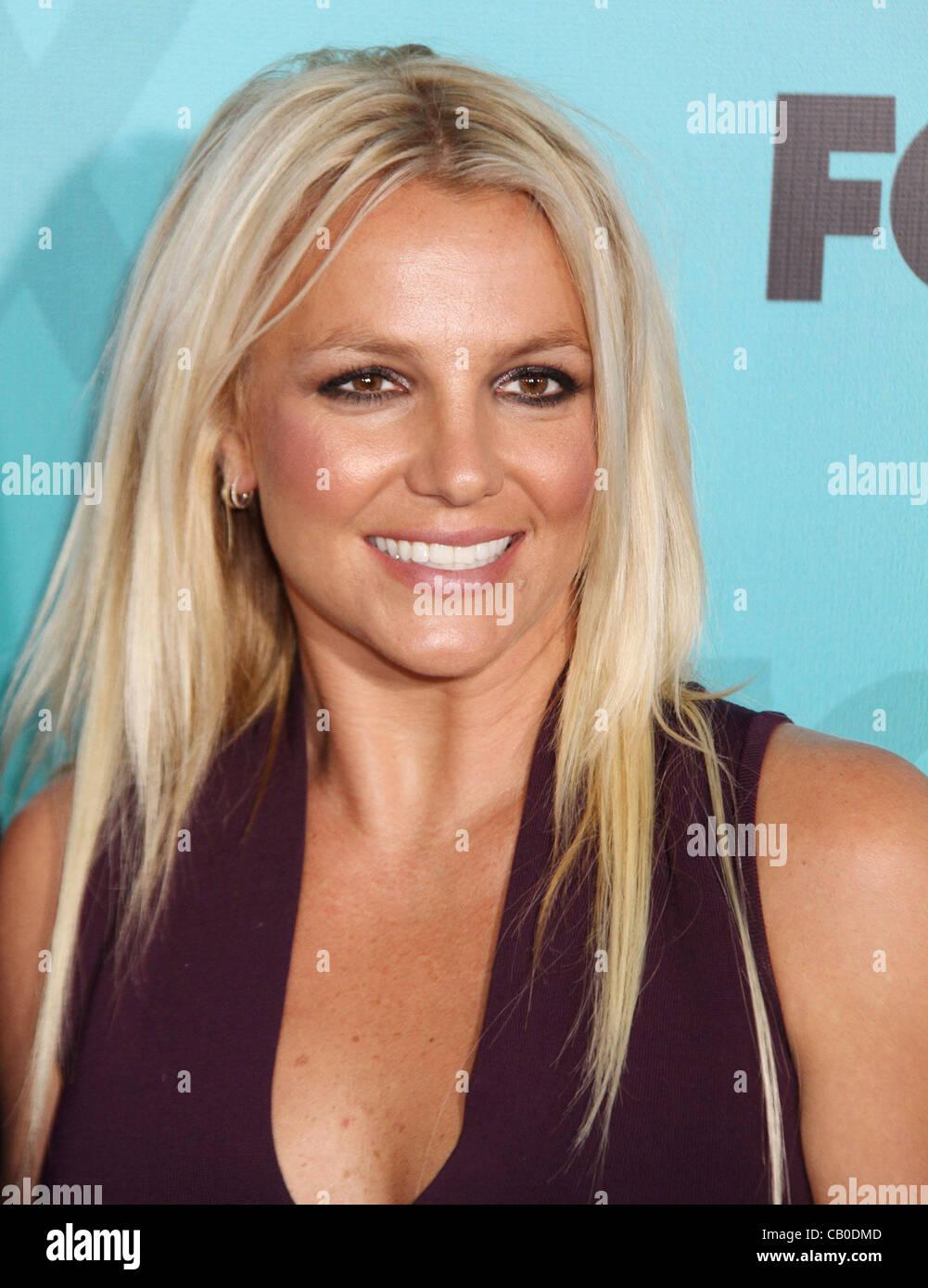 May 14, 2012 - New York, New York, U.S. - Singer/judge BRITNEY SPEARS Stock  Photo - Alamy