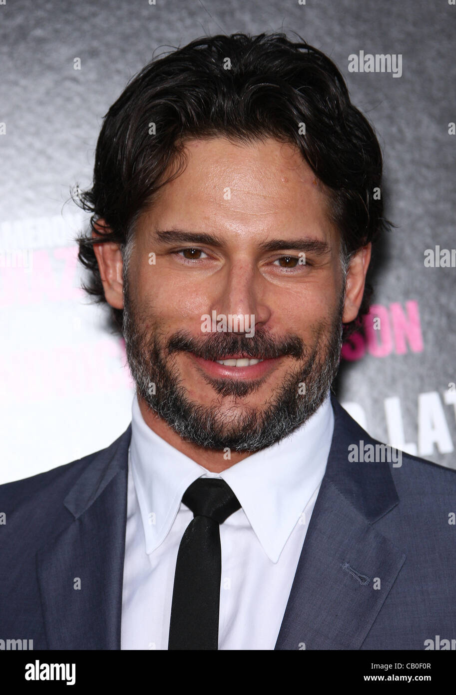 JOE MANGANIELLO WHAT TO EXPECT WHEN YOU'RE EXPECTING. LOS ANGELES PREMIERE HOLLYWOOD LOS ANGELES CALIFORNIA - Stock Image