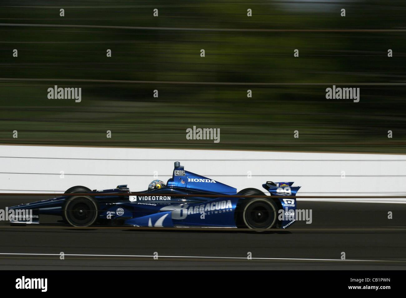 May 18, 2012 - Indianapolis, Indiana, U S - IZOD Indycar
