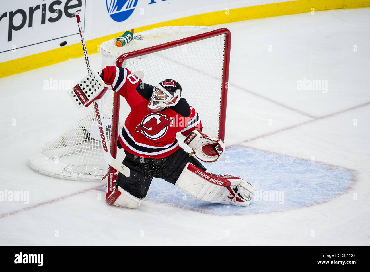 best authentic 3635e 45dee 21.05.2012. Newark, NJ USA. New Jersey Devils goalie Martin ...