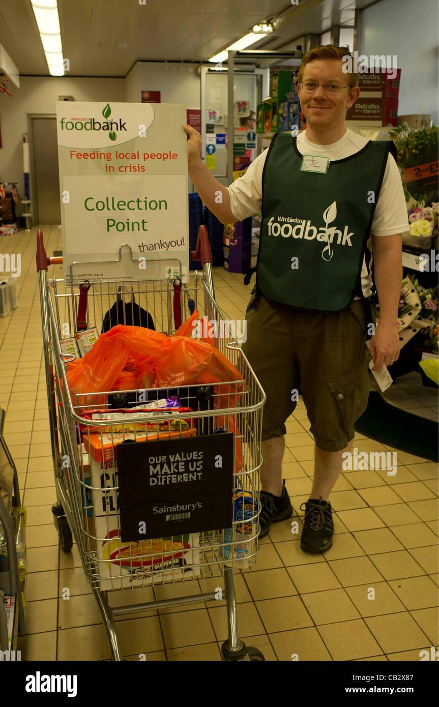 London Food Bank Donations