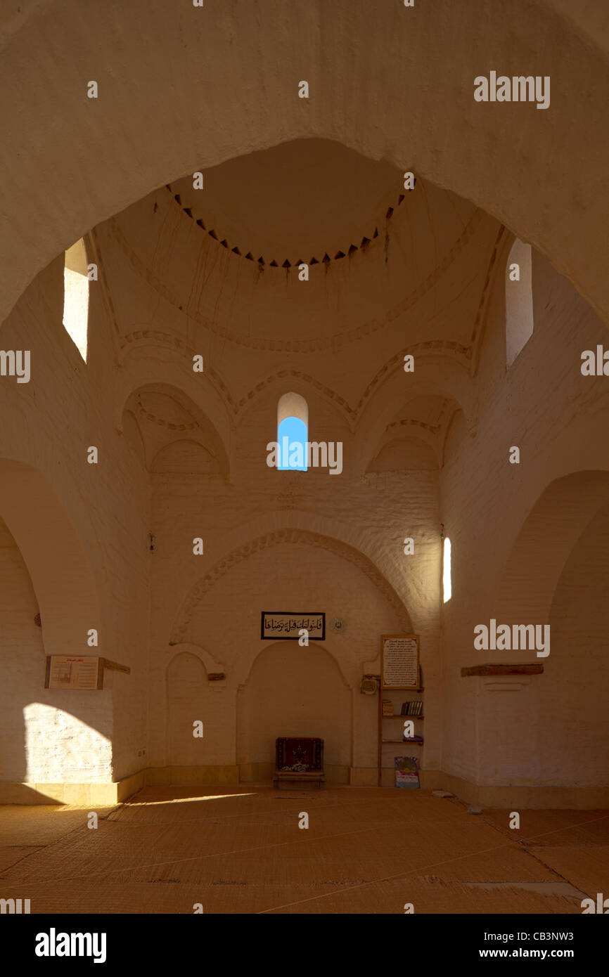 mosque at Basata eco-lodge, Gulf of Aqaba, South Sinai, Egypt - Stock Image