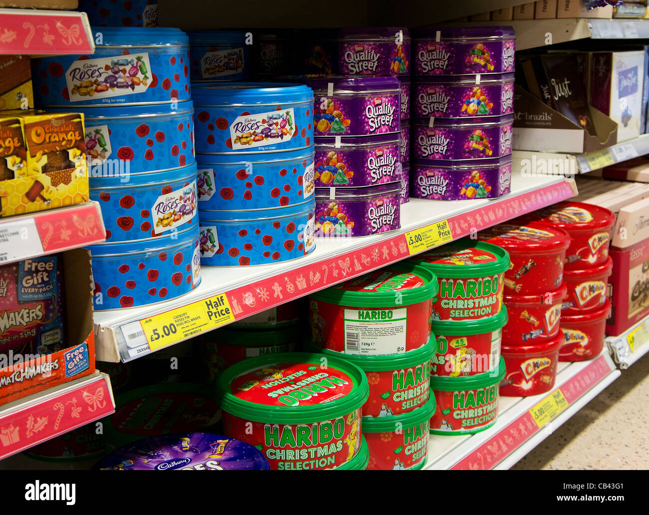 Sweets Supermarket Stock Photos Amp Sweets Supermarket Stock