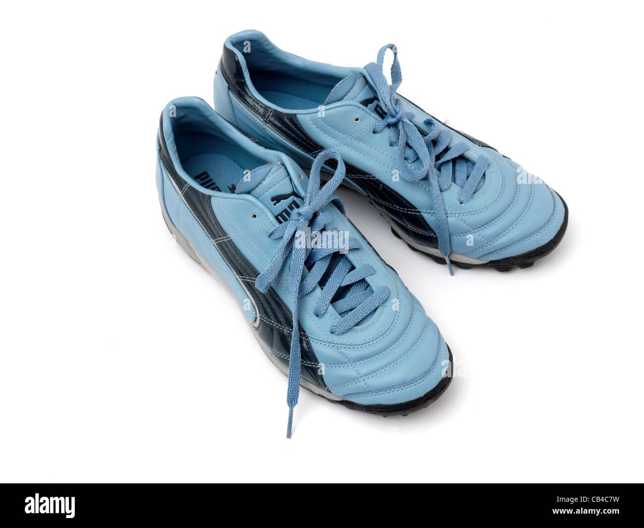 Puma Shoes High Resolution Stock