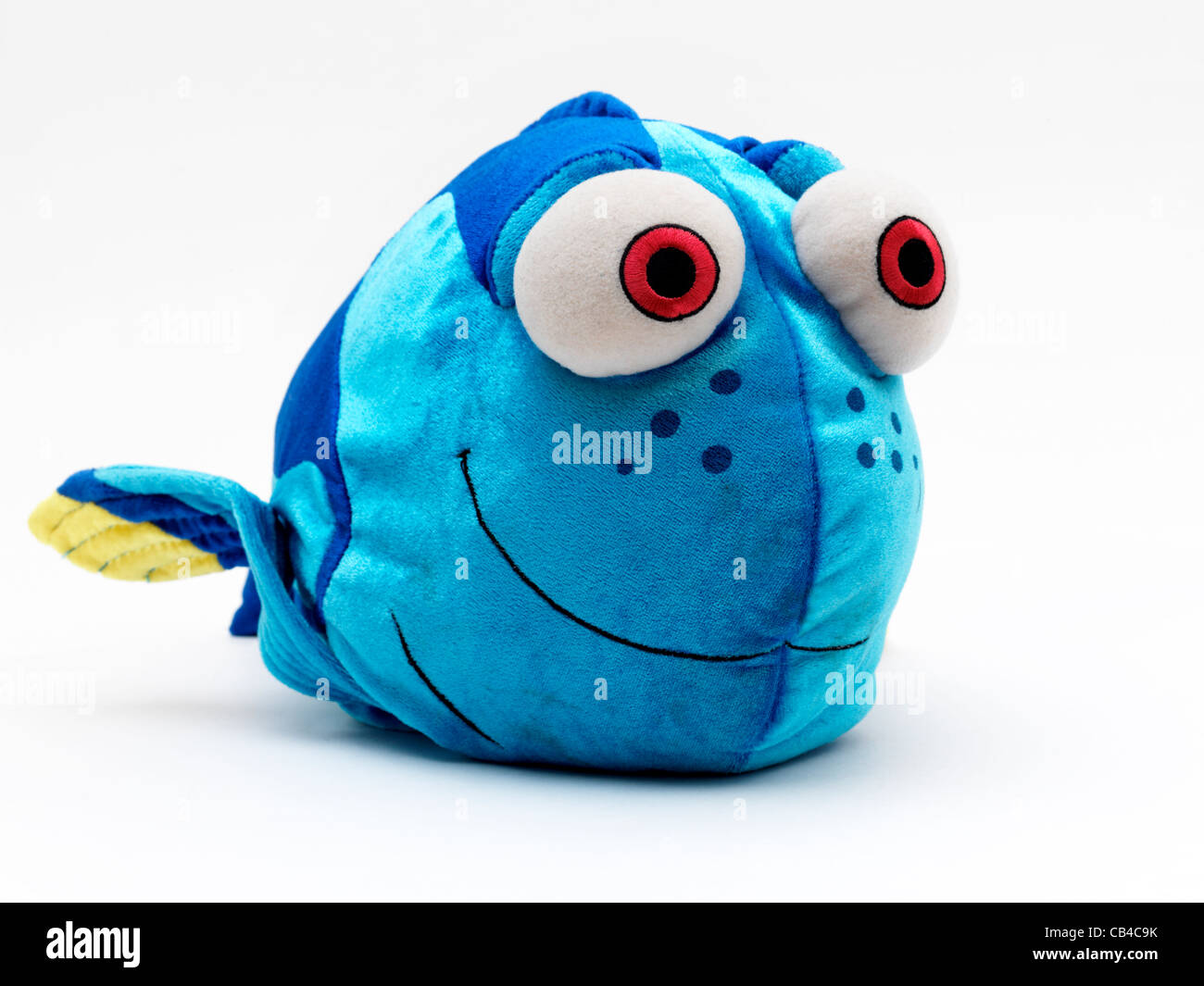 Soft Toy Dory Character From Finding Nemo Stock Photo 41279439 Alamy