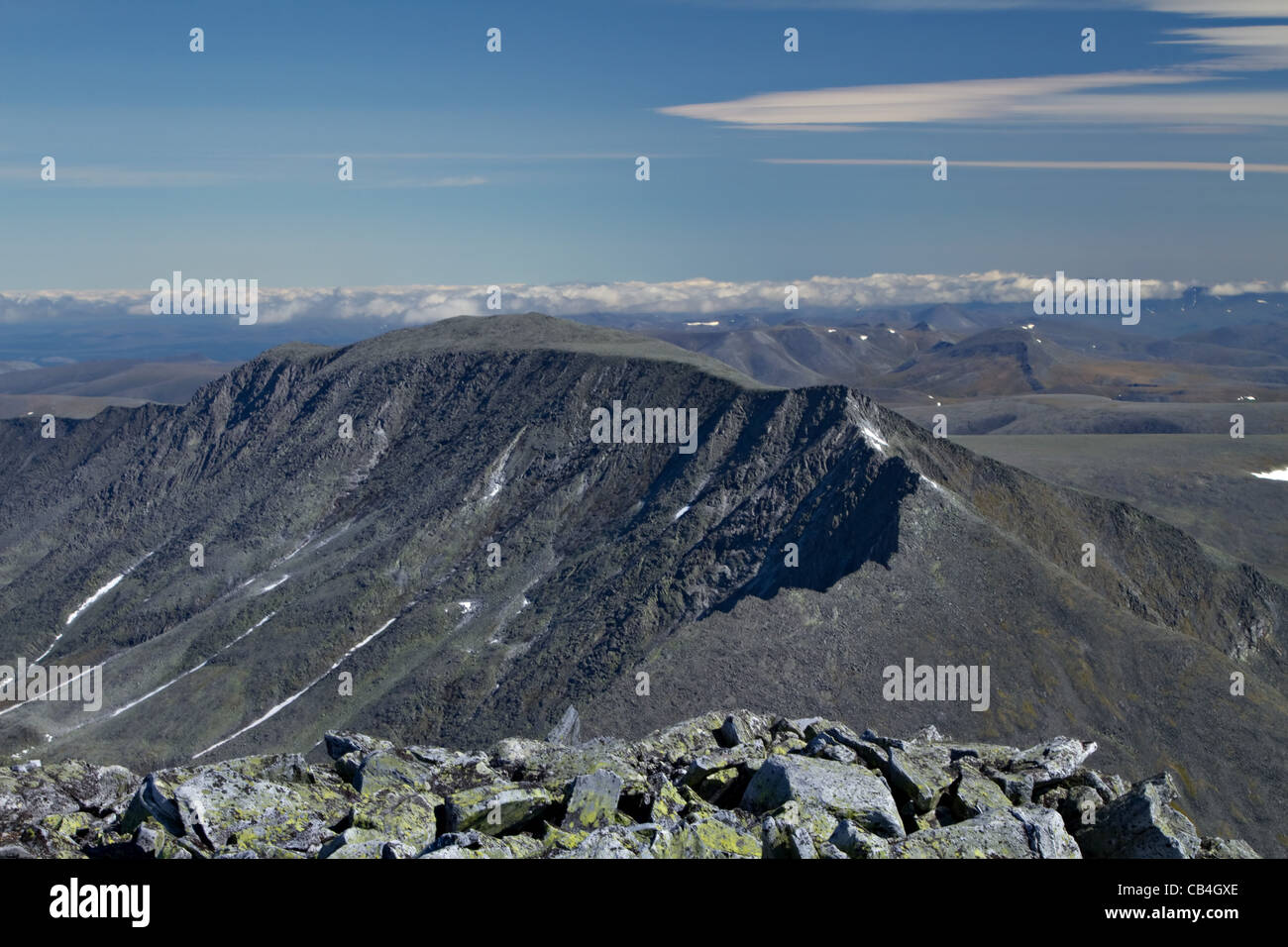 Mount Taganay in the Urals: ridges, peaks, interesting facts 44